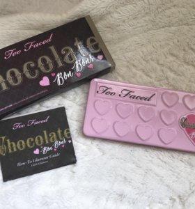Палетка теней Chocolate
