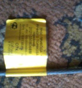 Нива 2121 трос ручника и сцепления