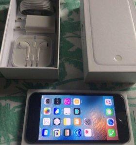 Новый Apple IPhone 6 16gb