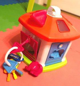 Детская развивающая игрушка Chicco