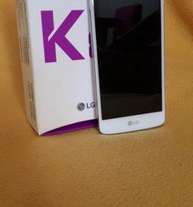 LG k8 LTE телефон