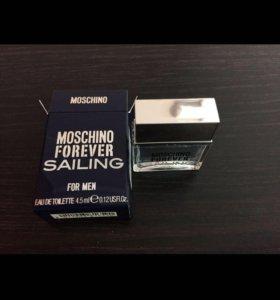 Moschino 🇮🇹 forever,оригинал ,новые! 4,5 ml