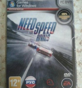 Игра для ПК. NEED FOR SPEED RIVALS