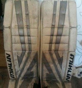 Хоккейные щитки вратарские