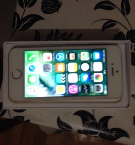 IPhone 5 s Gold 32гб