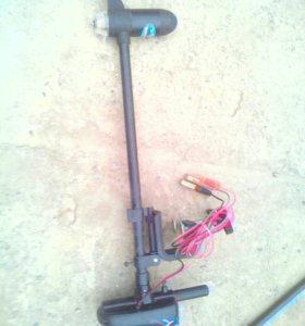 Электромотор для троллинга и аккумулятор