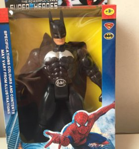 Бэтмен новый