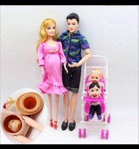 Набор куклы