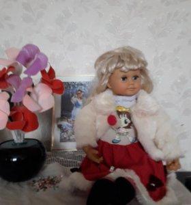 Говорящая кукла Настя