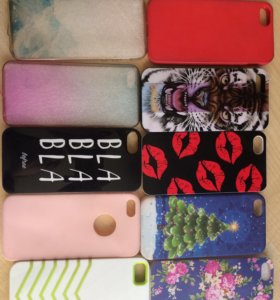 Чехлы для IPhone 5, 5(s)