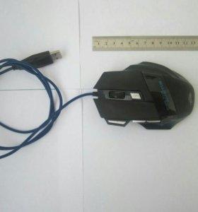 7D Gaming Mouse(Оптическая)
