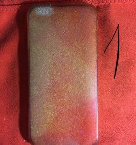 Силиконовый чехол на айфон 6/6S