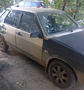 Продаётся ВАЗ 21099,1998 год