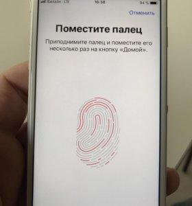 IPhone 6s 128gb серебренный(белый)