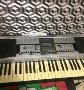 Синтезатор Supra skb-610s обмен на акустику
