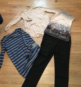 Комплект одежды для беременной 48 р-р