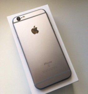 iPhone 6s на 16 гб в идеальном состоянии