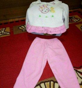 Детская одежда на 1,2года,девочке
