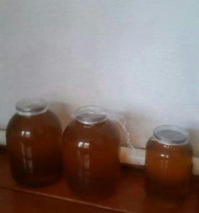 Горный чистый мед
