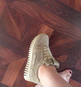 Ботиночки как кроссовка