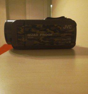Видеокамера JVC GZ-R415BE