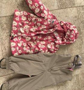 Комбинезон демисезонный ( куртка, штаны)