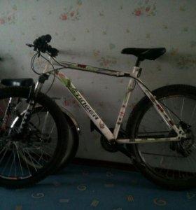 Велосипед с Гидравликой