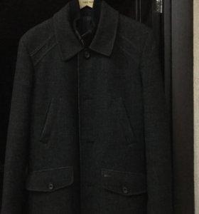 Пальто утеплённое мужское