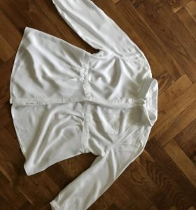 белая блузка, S