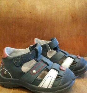 Туфли для мальчика,22 размер