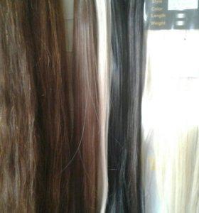 Искусственые волосы
