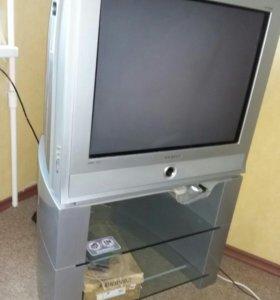 Телевизор Samsung + подставка