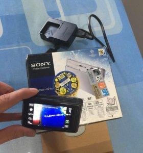 Фотоаппарат Sony DSC-TX5