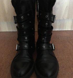 Ботинки (бершка)