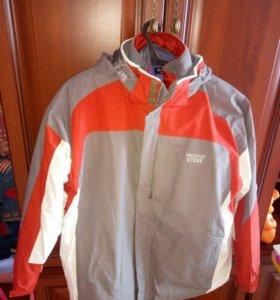 Куртка-двойка новая