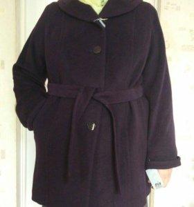 Пальто женское новое 56размер