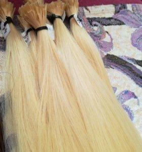 Волосы блонд #613