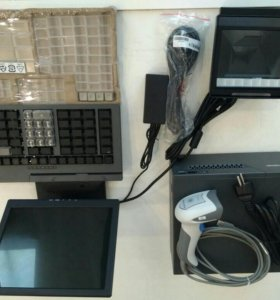POS-терминал IBM surepos-300 Модель 4810-340