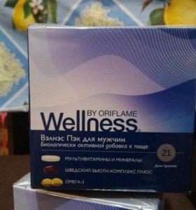 Wellness Вэлнэс Пэк для мужчин