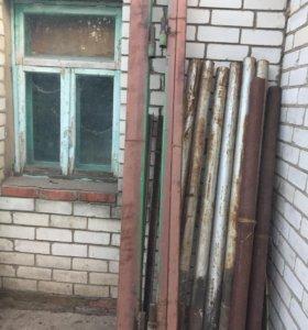 Столбы от ворот