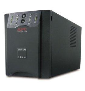 Источник беспроводного питания APC Smart-UPS 1500Ш
