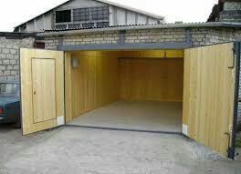 Вороты на гараж