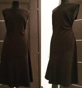 Новое Итальянское трикотажное платье Nenette