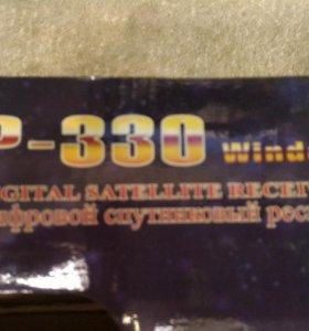 Спутниковый ресивер DIT P-330