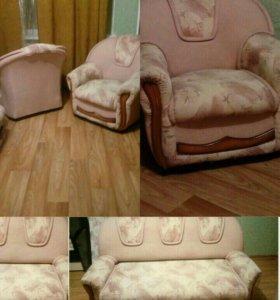 Остались два кресла
