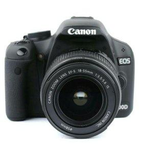 Canon eos 500d kit 18-55