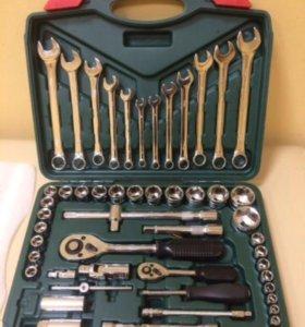 Набор Инструментов на 61 предмет