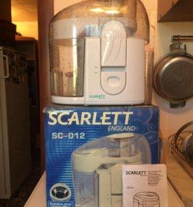 Соковыжималка Scarlett