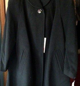 Пальто новое 54 размер
