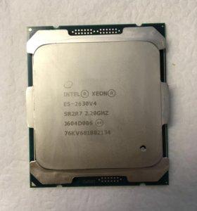 Процессор intel xeon e5-2630v4